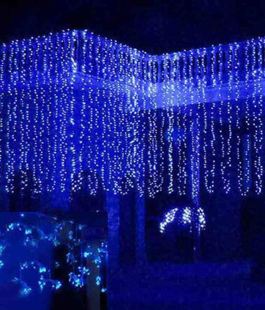 Go Hooked 550 inch Blue Rice Lights