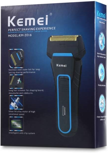 Kemei Aquatouch KM-2016  Shaver For Men