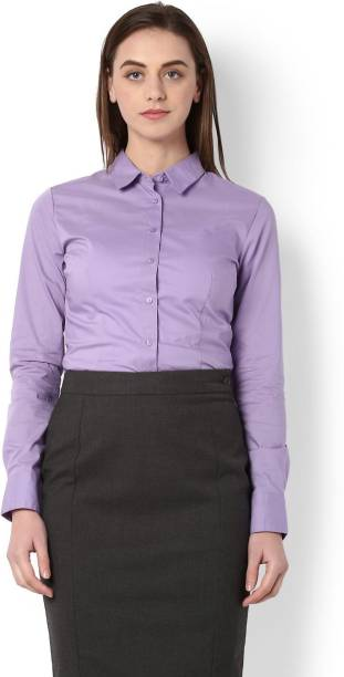 f40c9961b1ac Women s Shirts Online at Best Prices In India