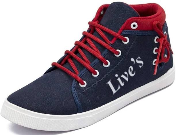 09c51707c79 Denim Shoes - Buy Denim Shoes online at Best Prices in India ...