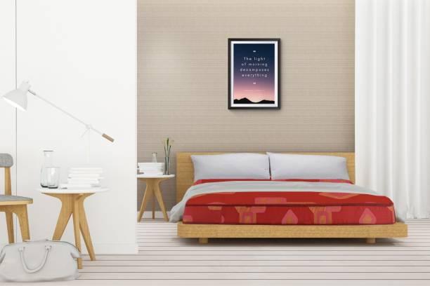 Sleep Spa SOFT BOUNCE PREMIUM ORTHOPAEDIC 4 inch Single High Density (HD) Foam Mattress