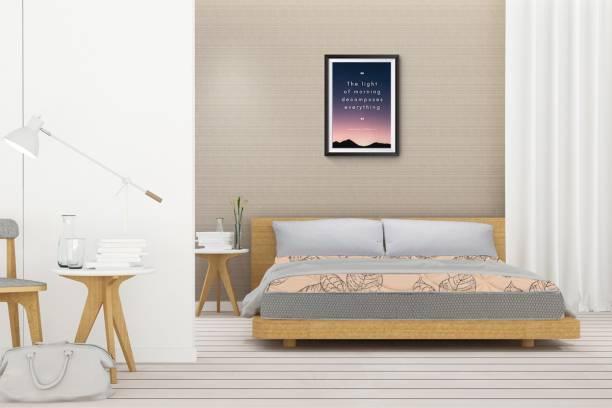 Sleep Spa PURE SLEEP PREMIUM ORTHOPAEDIC 10 inch King Bonnell Spring Mattress