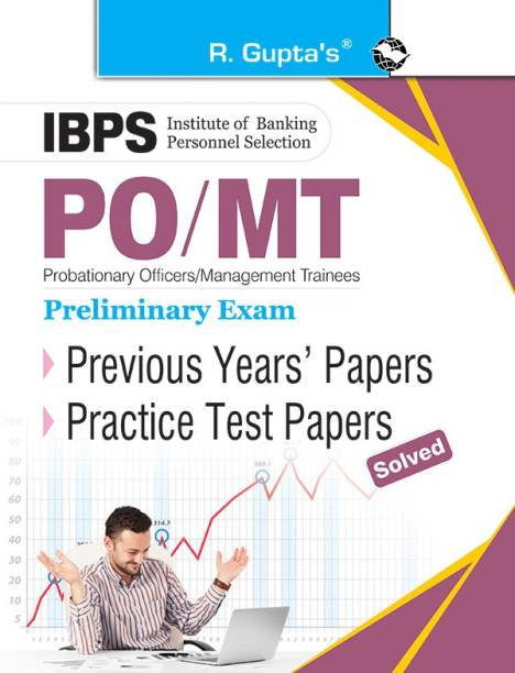 IBPS: PO/MT (Preliminary Exam) Previous Years & Practice Test Papers (Solved)