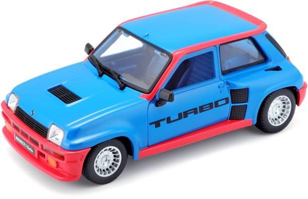 Bburago Die Cast 1:24 Scale Renault 5 Turbo car