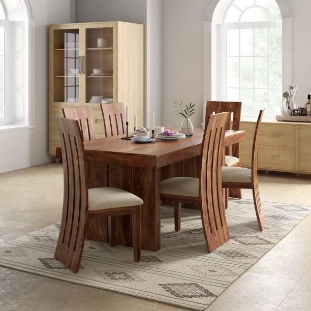 6 Seater Dining Tables Sets Online At Discounted Prices On Flipkart