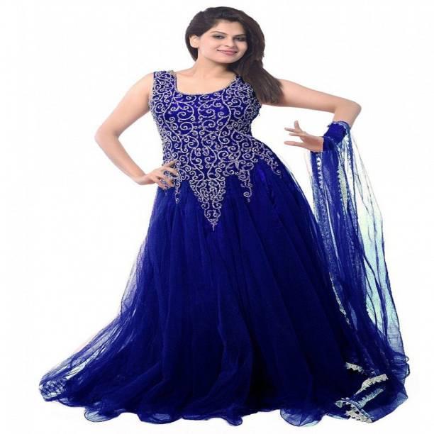 Manvar Enterprise Gowns - Buy Manvar Enterprise Gowns Online at Best ...