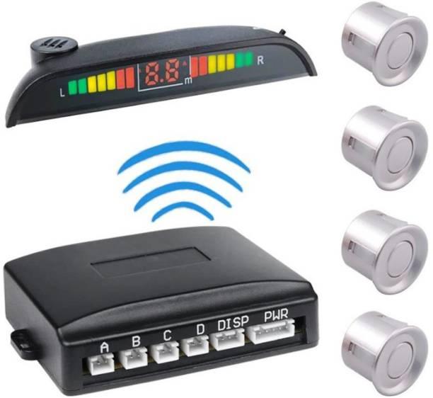 BRPEARl slvrprkngsnsor Silver Car Reverse Parking Sensor Parking Sensor