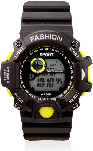 b9cc7db8b Waterproof Watches - Buy Waterproof Watches online at Best Prices in ...
