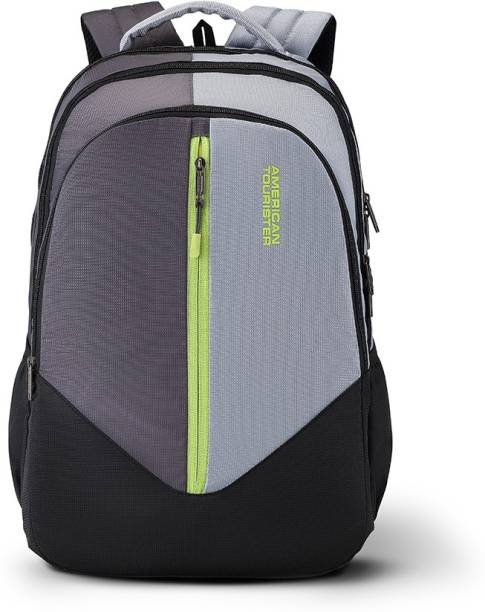 American Tourister Alto Sch Bag 03 31 L Laptop Backpack