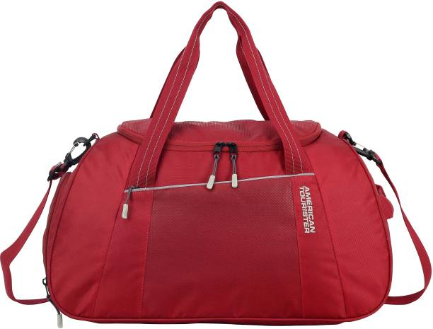 American Tourister Dunk Duffle 50 Cm Red Gym Bag