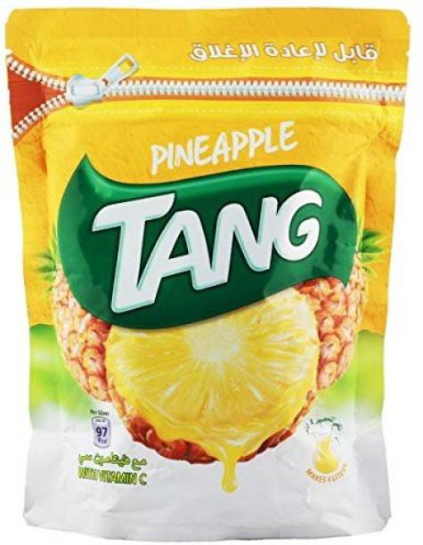 TANG Pineapple Drink Powder (Imported) Resealable Nutrition Drink