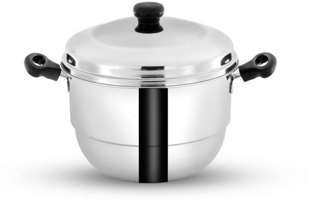 a6aad2f37 Kombuis Kitchenware Idly Pot with Steamer Induction   Standard Idli Maker