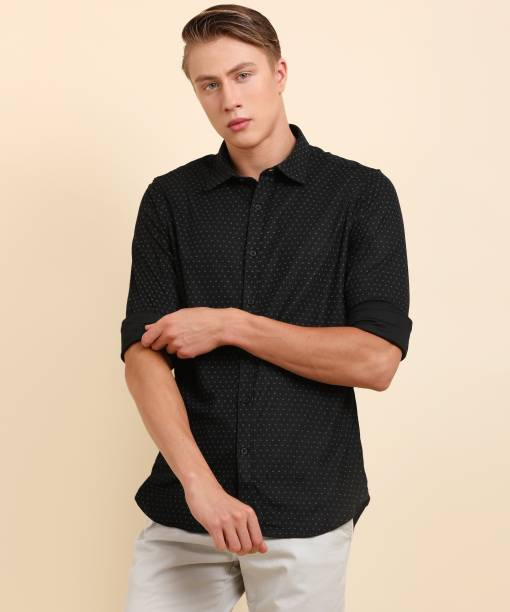 fa0d578e07 Black Casual Party Wear Shirts - Buy Black Casual Party Wear Shirts ...