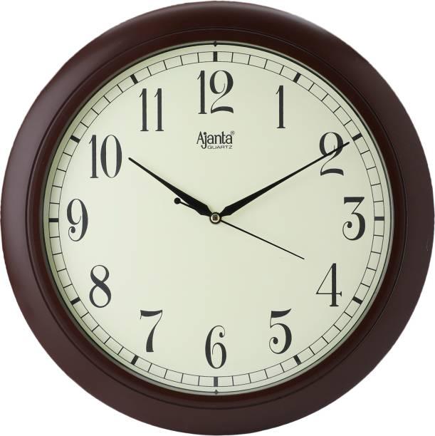 34ef74bbf7842 Wall Clocks Online at Best Prices on Flipkart
