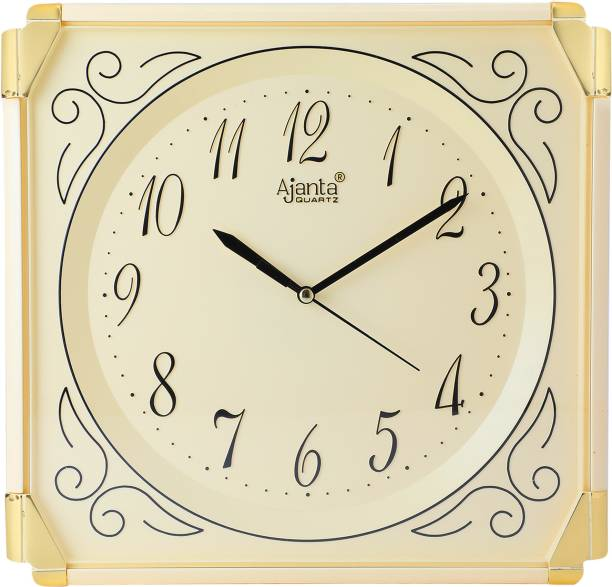 67520a488 Wall Clocks Online at Best Prices on Flipkart