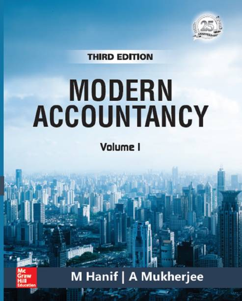 Modern Accountancy Vol-1