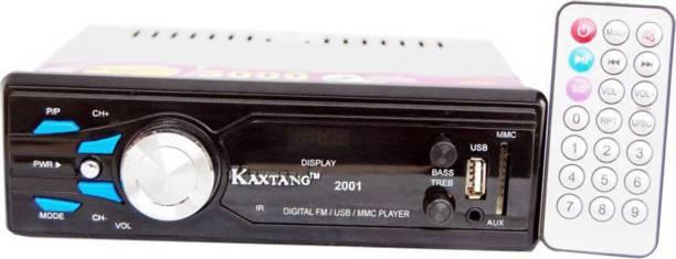 KAXTANG -2001 MP3/FM/USB/AUX Car Media Player Car Stereo