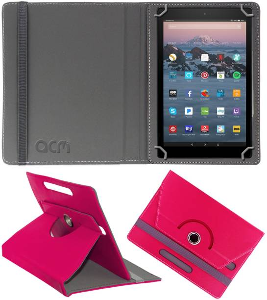 ACM Flip Cover for Amazon Fire Hd 10 2017
