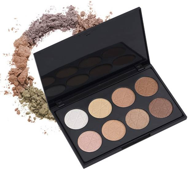 MARS 3D Highlighter Palette Brighten Highlight Contour Easy to Wear Long Lasting Highlighter