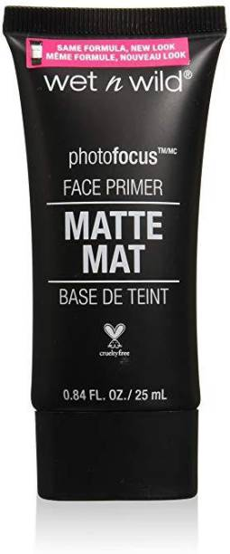Wet n Wild photofocus face prime Primer  - 25 ml