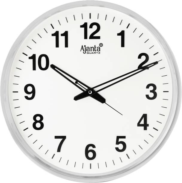 wall clocks online at best prices on flipkart