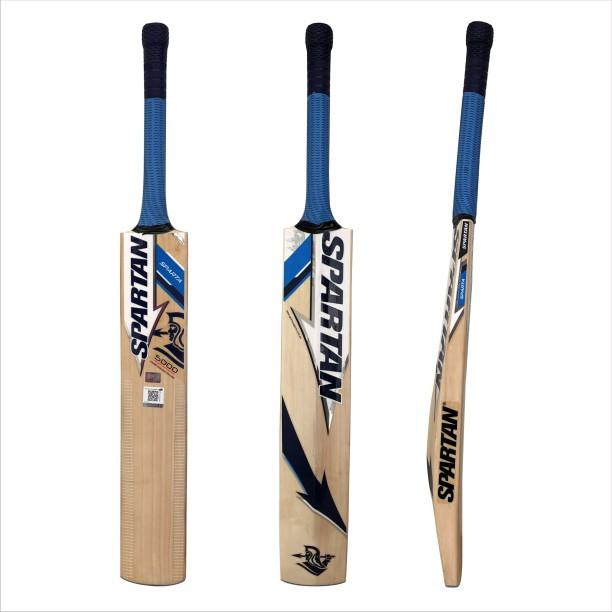 NICOLLS POWERBOW 6 JUNIOR WARRIOR SIZE 4 Cricket Bat MADE IN INDIA. GRAY