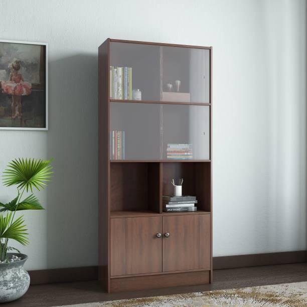 Hometown Lara Crony Engineered Wood Semi-Open Book Shelf
