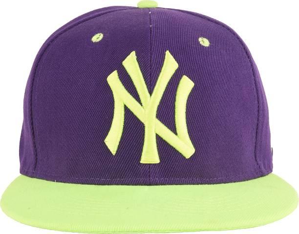92ed7e8c626 DRUNKEN Men s Acrylic Purple And Green Adjustable Snapback Cap Cap