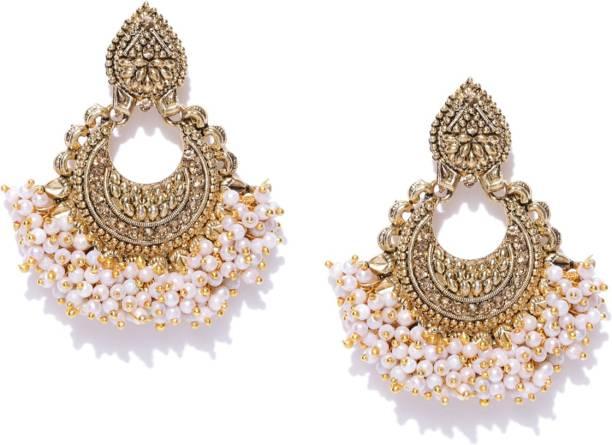 693e61641 Heavy Earrings - Buy Heavy Earrings online at Best Prices in India ...