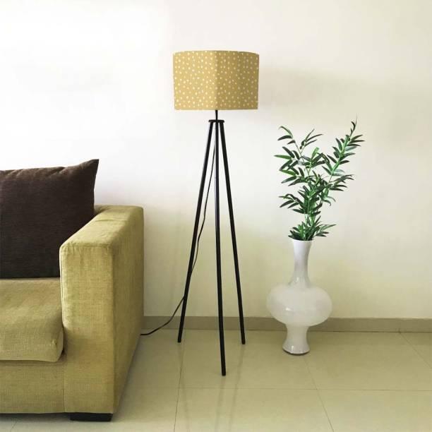 Floor lamps buy floor lamps online at best prices in india nutcase tripod floor lamp aloadofball Gallery