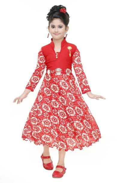 298e6a85ca84 Girls Clothes - Buy Girls Frocks   Dresses Online at Best Prices in ...