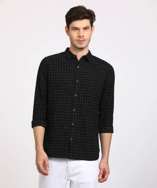 a9e9ffd1d47 Wrogn Casual Party Wear Shirts - Buy Wrogn Casual Party Wear Shirts ...