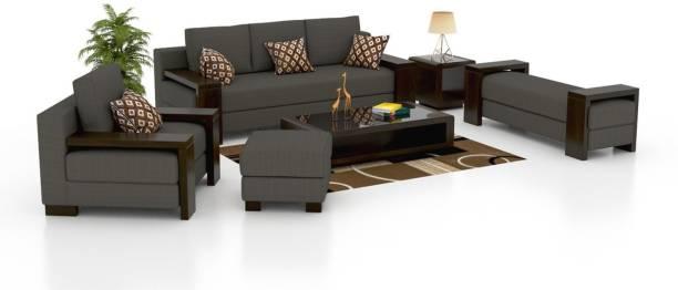 Groovy Teak Wood Sofa Sets Buy Teak Wood Sofa Sets Online At Best Customarchery Wood Chair Design Ideas Customarcherynet