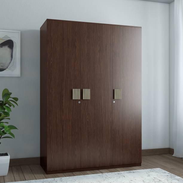 Hometown Tiago 3 Engineered Wood 3 Door Wardrobe