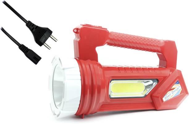 STARDEEP 7600 SOLAR RED Torch Emergency Light