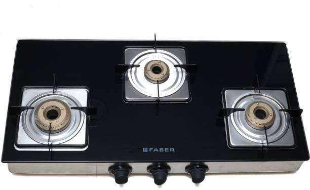 c5a21c52e Faber SUPREME 3BB Stainless Steel Manual Gas Stove