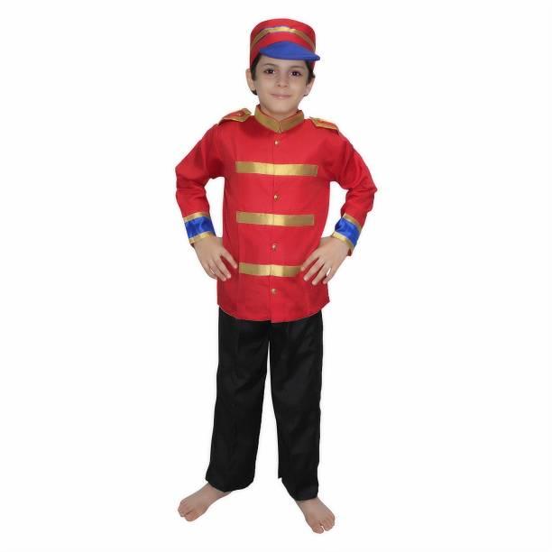 24ae6ecf9 Kaku Fancy Dresses British Soldier Mangal Panday Kids Costume Wear