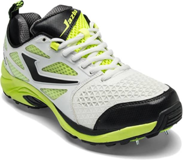 e04b7ce846e Jazba SKYDRIVE 115 -JAZBA CRICKET SPIKES Cricket Shoes For Men