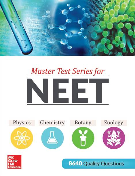 NEET Master Test Series - Includes 8640 Quality Questions First Edition