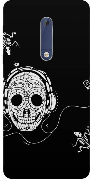 MOTIVATE BOX India Back Cover for Nokia 5