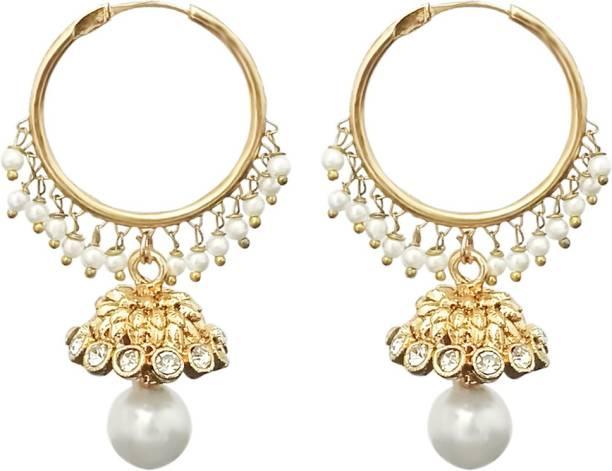 8902f20ff Jewelmaze Earrings - Buy Jewelmaze Earrings Online at Best Prices In ...