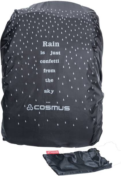 Cosmus Rain   Dust Cover with Pouch for Laptop Bags and Backpacks Black  Rain   Dust cb4097e602e6a