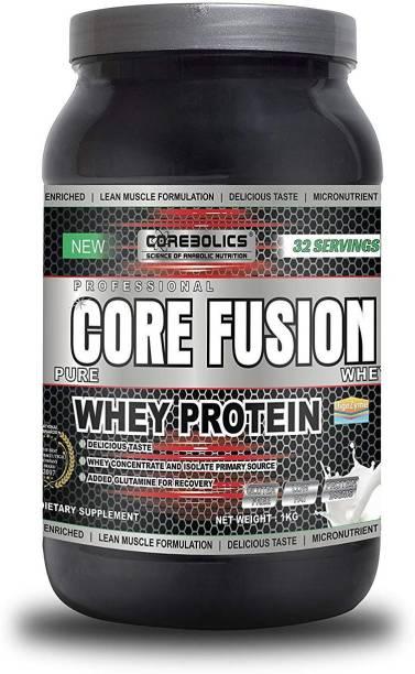 Corebolics Core Fusion Pure Whey Protein