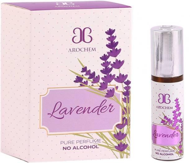 AROCHEM Lavender Long Lasting Floral Attar