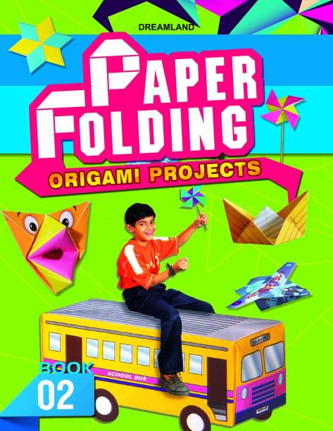 Miss & Chief Paper Folding Part 2 (Paperback)