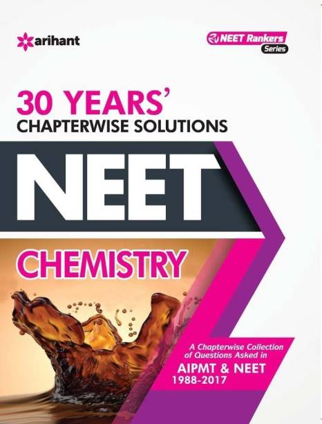 NEET - Chemistry - 30 Years' Chapterwise Solutions