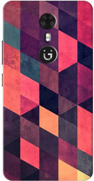 Casemaker Back Cover for Gionee A1
