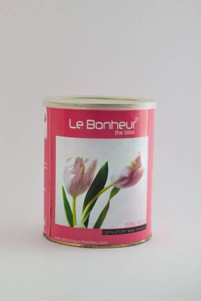 Le Bonheur Pink Wax Cream Cream