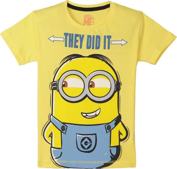 At Best Clothing Buy Online Kids Minions ULSzGqMpjV