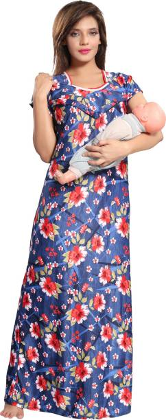72b1331fb3b75 Maternity Gowns - Buy Maternity Gowns online at Best Prices in India ...